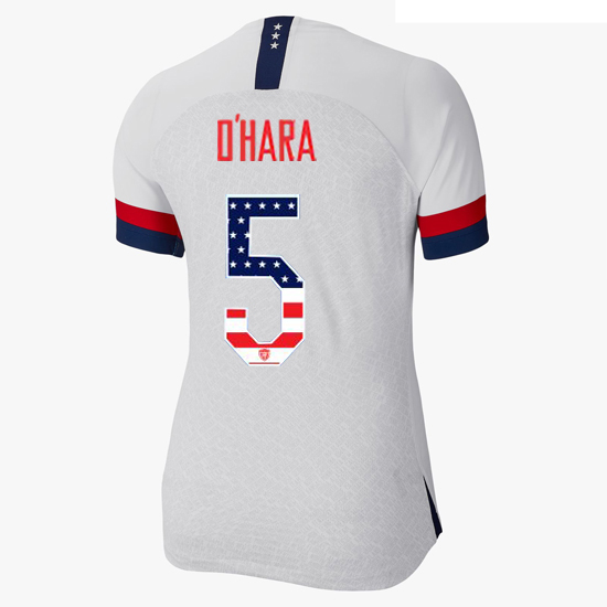 2019/20 USA Home Kelley O'hara Women's Jersey Independence Day