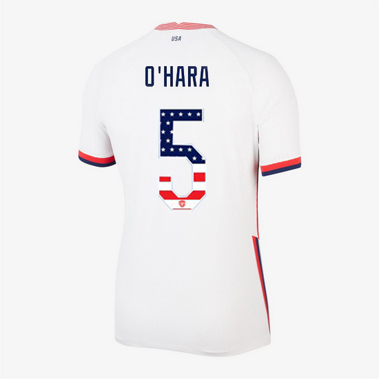 2020/21 USA Home Kelley O'hara Women's Jersey Independence Day