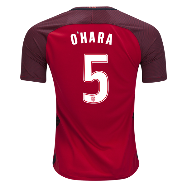 2017/18 USA Third Kelley O'hara Replica Men's Soccer Jersey (#5)